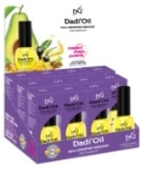 Dadi' Oil 12 Pk 1/2 oz Display